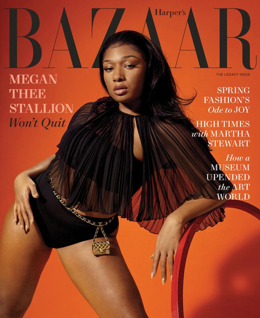 Harper's Bazaar USA - March 2021