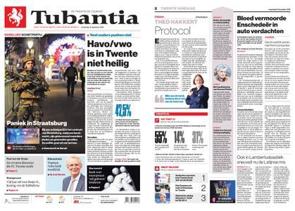 Tubantia - Enschede – 12 december 2018