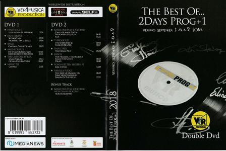 The Best Of... 2 Days Prog+1 2018 (2019)