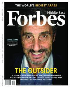 Forbes Middle East English Edition - April 2017