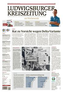Ludwigsburger Kreiszeitung LKZ - 19 Juni 2021