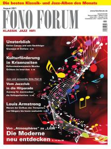 Fono Forum - August 2021