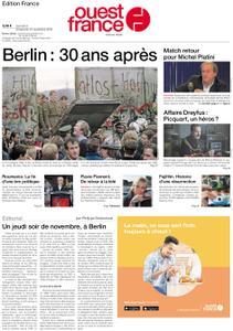 Ouest-France Édition France – 09 novembre 2019