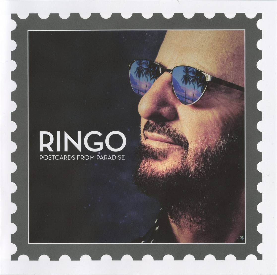 Ringo Starr - Postcards From Paradise (2015) {Universal}