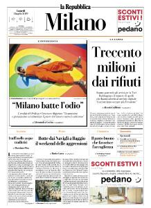la Repubblica Milano - 1 Luglio 2019