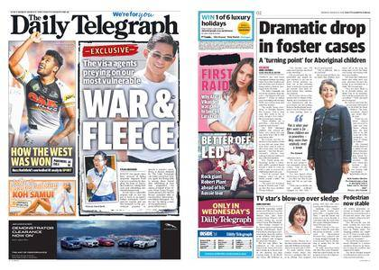 The Daily Telegraph (Sydney) – March 12, 2018