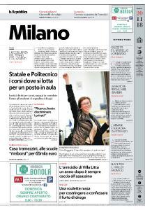 la Repubblica Milano - 20 Novembre 2018