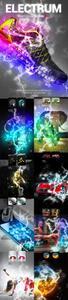 GR - Electrum Photoshop Action 10865892