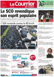 Le Courrier de l'Ouest Angers - 18 février 2018