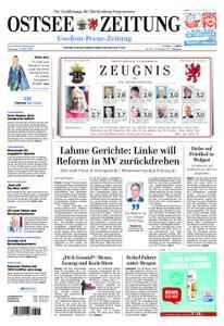 Ostsee Zeitung Wolgast - 12. März 2019