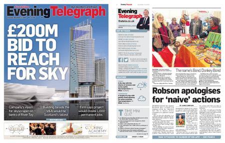 Evening Telegraph First Edition – December 13, 2018