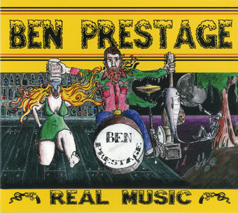 Ben Prestage - Real Music (2007/2012)