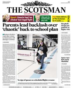 The Scotsman - 16 June 2020