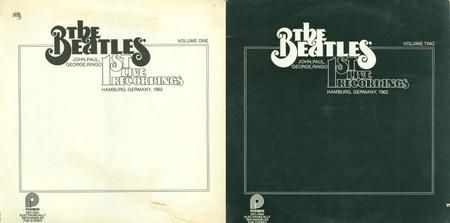 The Beatles - 1st Live Recordings Vol 1 & 2 (1972) [Vinyl Rip 16/44 & mp3-320 + DVD]