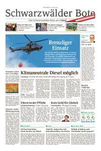 Schwarzwälder Bote Hechingen - 03. Juli 2019