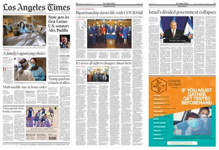 Los Angeles Times – December 23, 2020