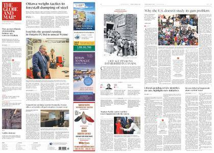 The Globe and Mail – March 13, 2018