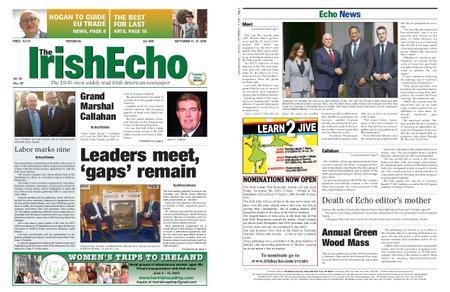 The Irish Echo – September 11, 2019