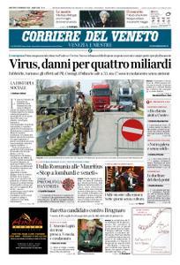 Corriere del Veneto Venezia e Mestre – 25 febbraio 2020