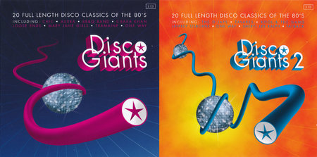 VA: Disco Giants Volume 1 & 2 (2013)