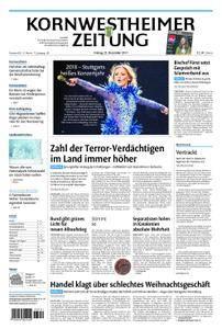 Kornwestheimer Zeitung - 22. Dezember 2017