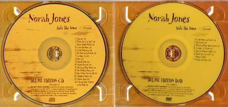 Norah Jones - Feels Like Home (2004) Deluxe Edition with Bonus DVD [Re-Up]