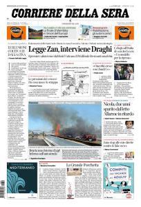 Corriere della Sera - 23 Giugno 2021