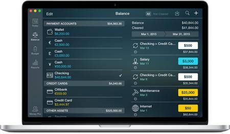 Money Pro 1.8.5 Multilingual Mac OS X
