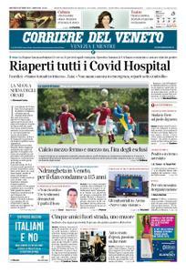 Corriere del Veneto Venezia e Mestre – 20 ottobre 2020