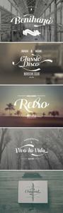 Benihana Font