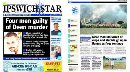 Ipswich Star – July 25, 2018