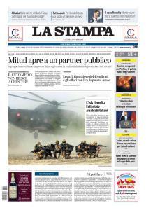 La Stampa Imperia e Sanremo - 12 Novembre 2019