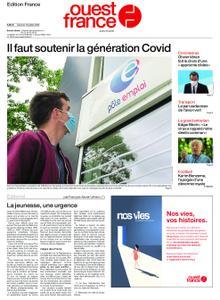 Ouest-France Édition France – 18 juillet 2020