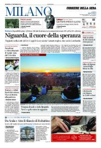 Corriere della Sera Milano – 27 dicembre 2020
