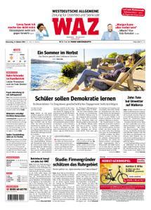 WAZ Westdeutsche Allgemeine Zeitung Oberhausen-Sterkrade - 11. Oktober 2018