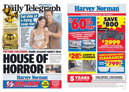 The Daily Telegraph (Sydney) – October 24, 2019