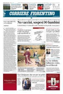 Corriere Fiorentino La Toscana - 6 Aprile 2018