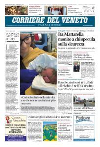 Corriere del Veneto Padova e Rovigo - 26 Aprile 2019