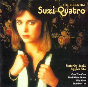 Suzi Quatro - The Essential Suzi Quatro (1998) Re-Up