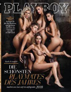Playboy Germany No 01 – Januar 2018