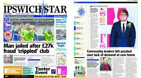 Ipswich Star – February 22, 2018