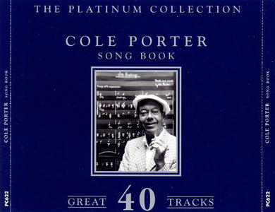 VA - Cole Porter Song Book: The Platinum Collection (1998) 2CD
