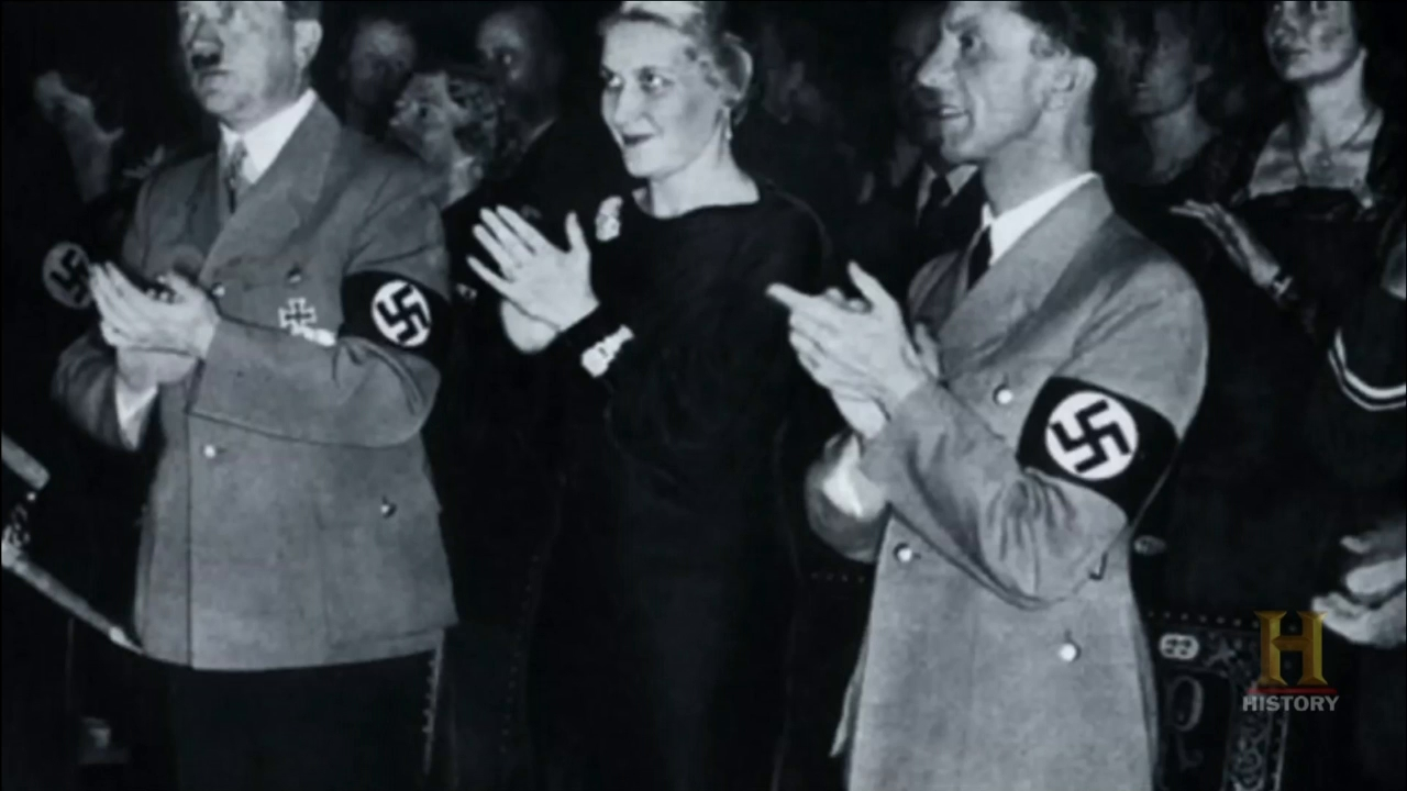 Planete+ - Magda Goebbels first lady of the third reich ...