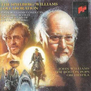 John Williams & The Boston Pops Orchestra - The Spielberg/Williams Collaboration (1991) {Sony Classical}