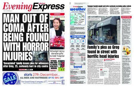 Evening Express – December 26, 2017