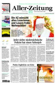 Aller-Zeitung – 24. Dezember 2019