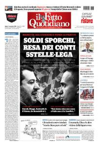 Il Fatto Quotidiano - 03 novembre 2018