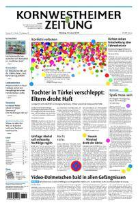 Kornwestheimer Zeitung - 16. Januar 2018