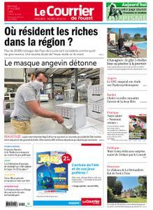 Le Courrier de l'Ouest Angers – 27 mai 2020