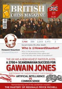 British Chess Magazine - June 2019